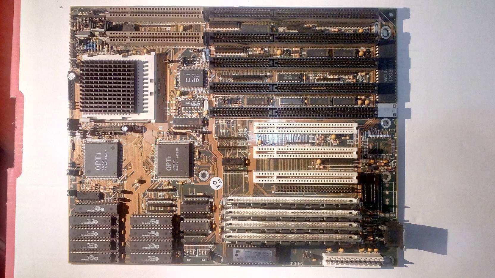 486 VLB/PCI