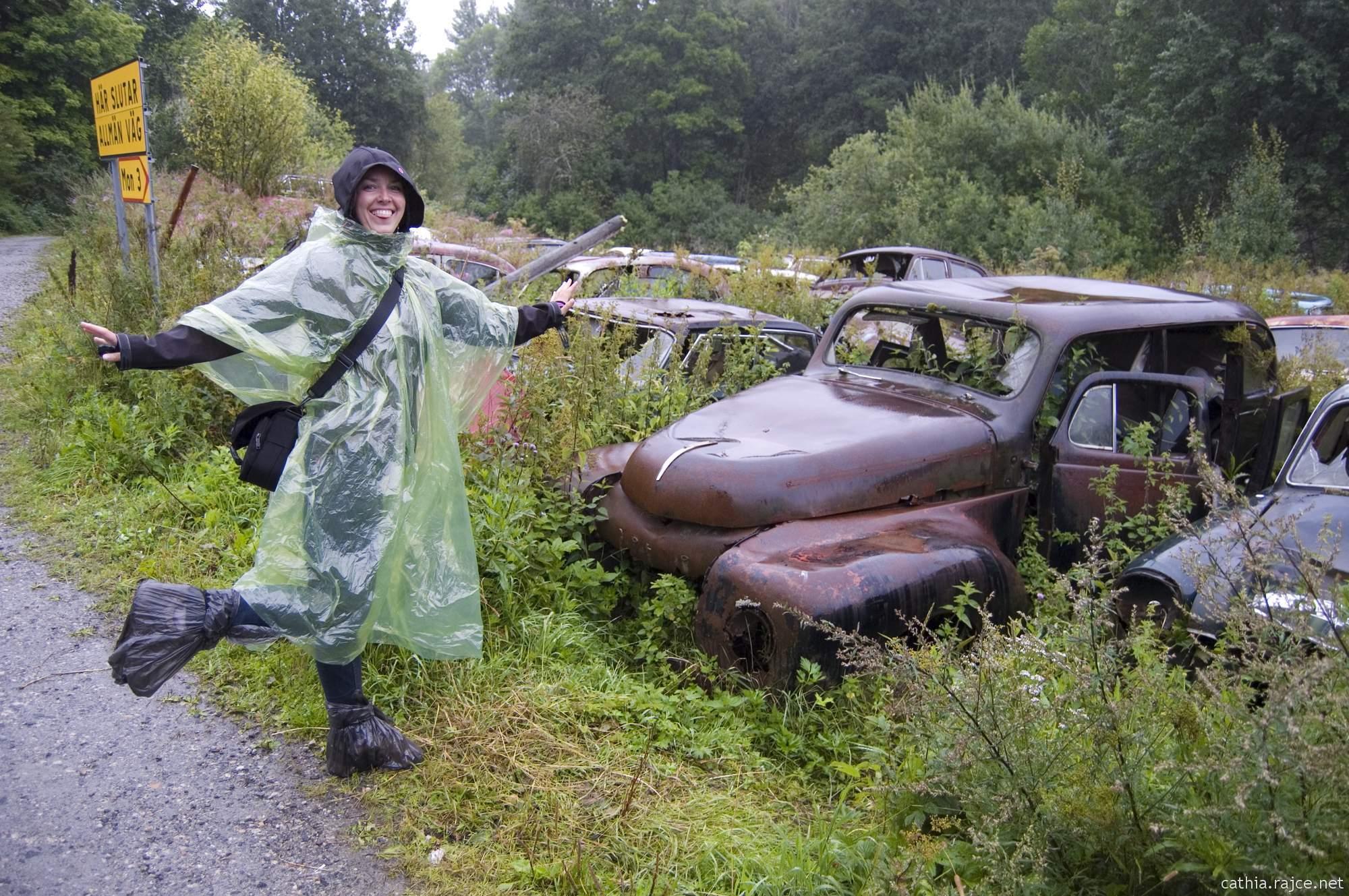 Hřbitov aut - Bastnas