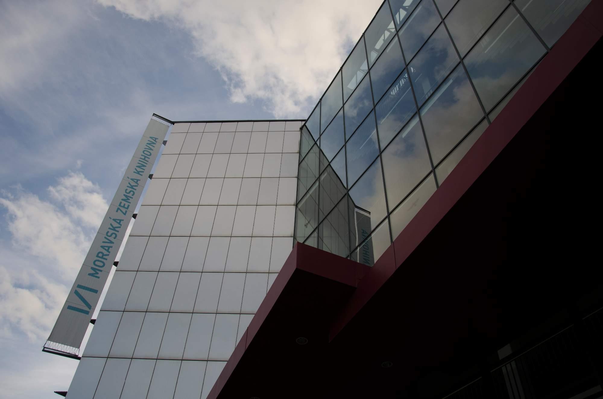 Moravská zemská knihovna. Foto: Tereza Vlčková