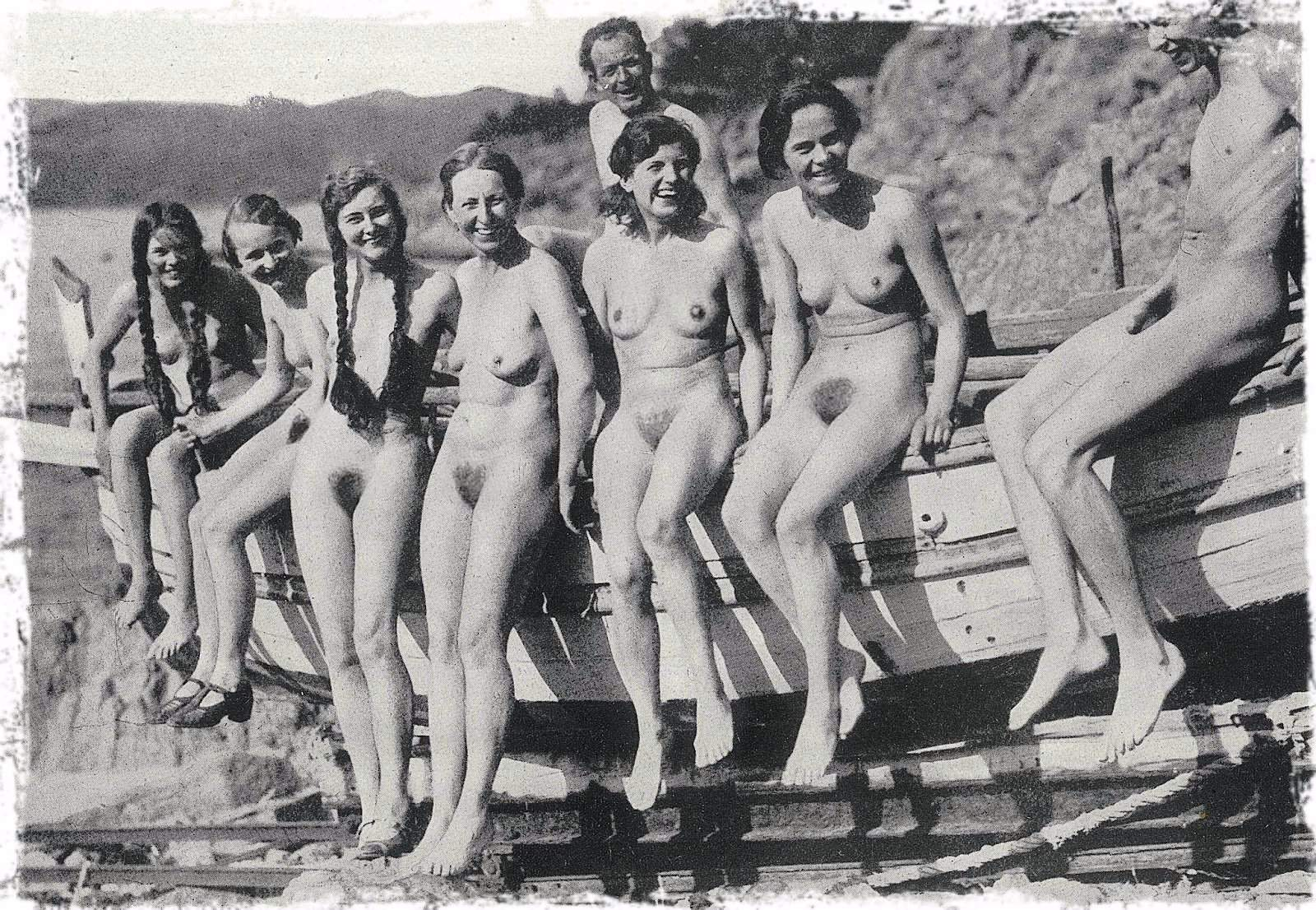 Apologise, but, Naturism french vintage not absolutely