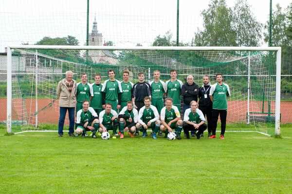 TJ AZAS Dolní Čermná : Spartak Brandýs n.Orl.  4 : 5 np 17.6.2017