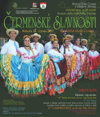 Čermenské slavnosti 24.6.2017