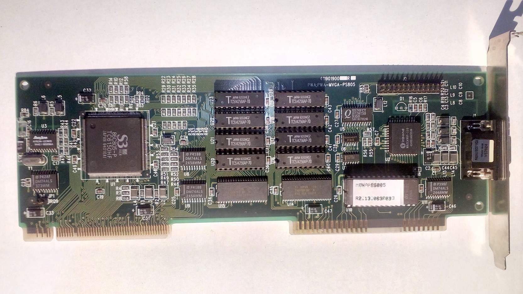 S3 805 VLB 2M