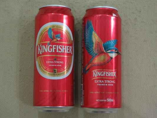 Ještě ochutname indické pivo. Na zdraví všem. Mějte se fajn. Zdravíme Petr a Shanaka
