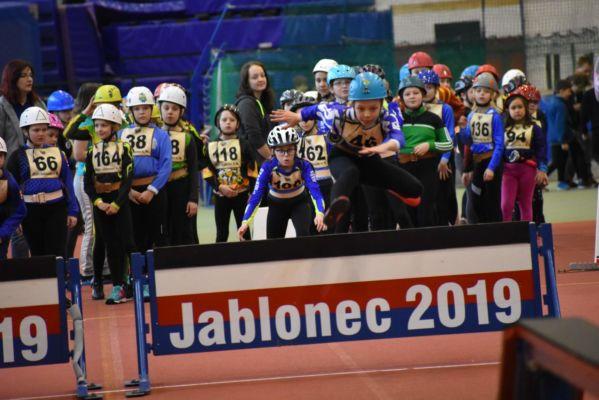 Jablonecké šedesátky mladší žáci 24. 3. 2019