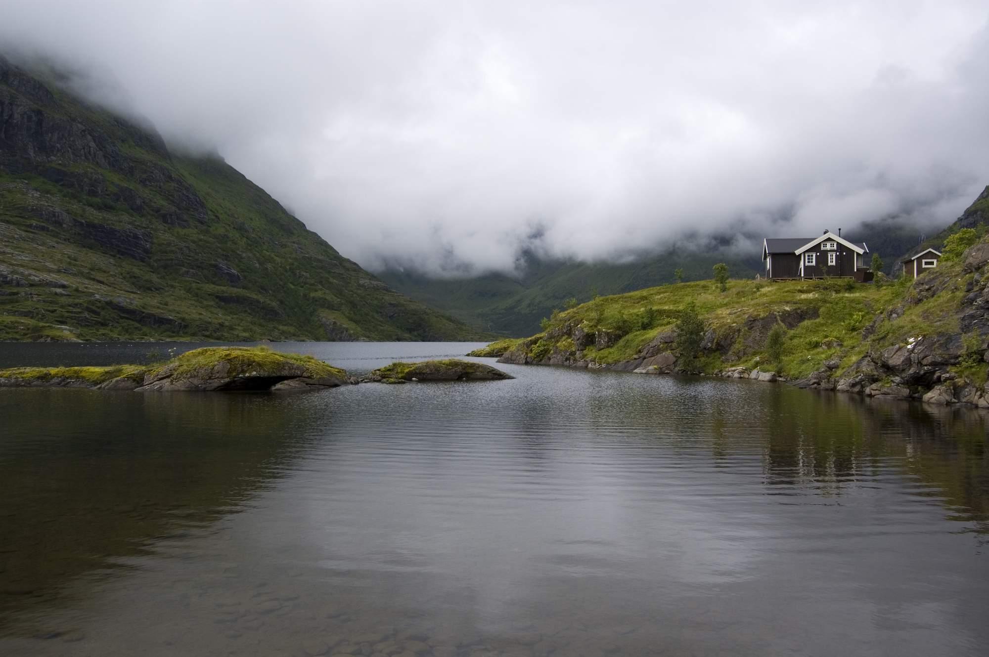 Jezero Agvatnet