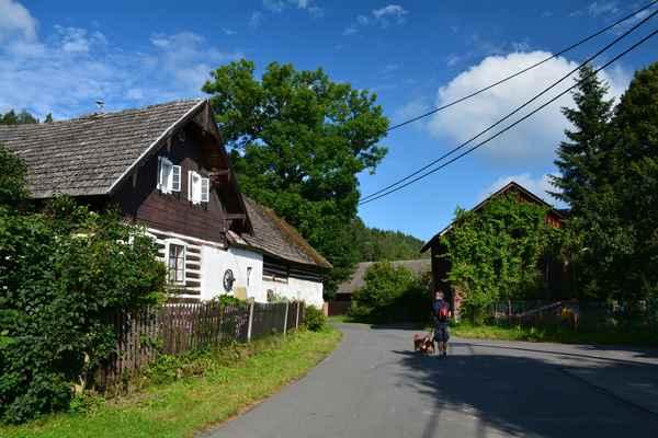 v obci Klokočí