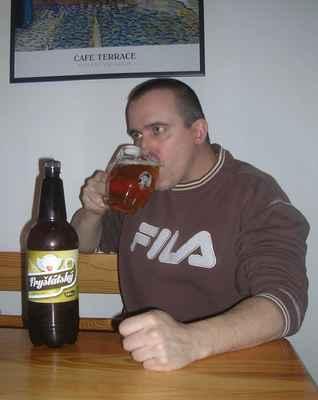 Fryštátský ležák 11°- Městský karvinský pivovar (2)