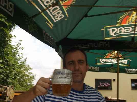 Fryštátský ležák 11°. restaurace Baron,Karviná-Fryštát  (2)