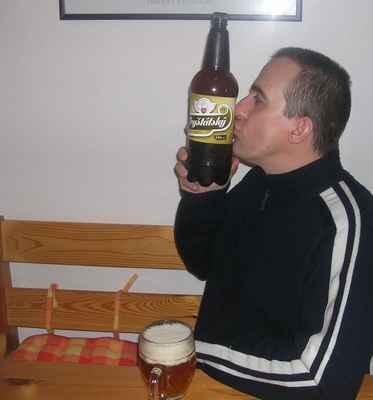 Fryštátský ležák 11°, Karvinský městský pivovar (1)