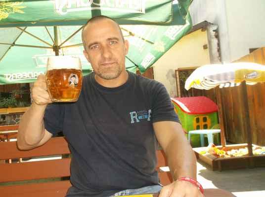 Fryštátský ležák 11°,restaurace Baron, Karviná-Fryštát (2)
