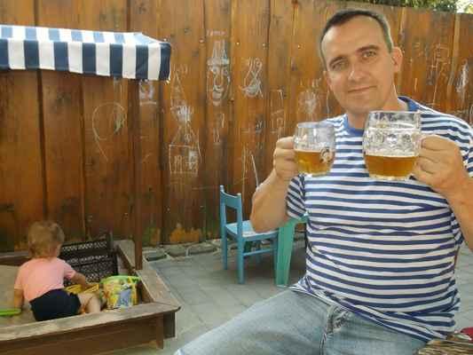 Fryštátský ležák 11°,restaurace Baron,Karviná-Fryštát (2)