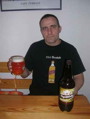 Fryštátský ležák 11° z Městského Karvinského pivovaru