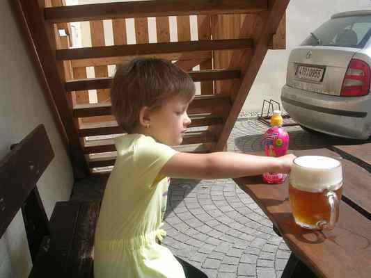 Fryštátský ležák 11°- Městský Karvinský pivovar  - pivnice Na Bečkách