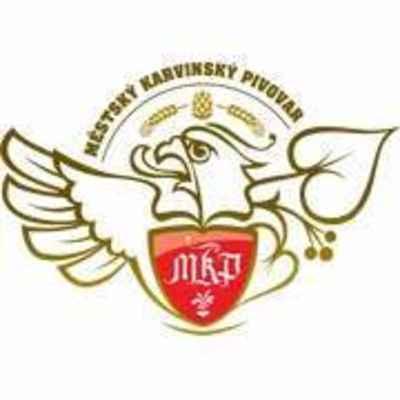 Logo Městského Karvinského pivovaru