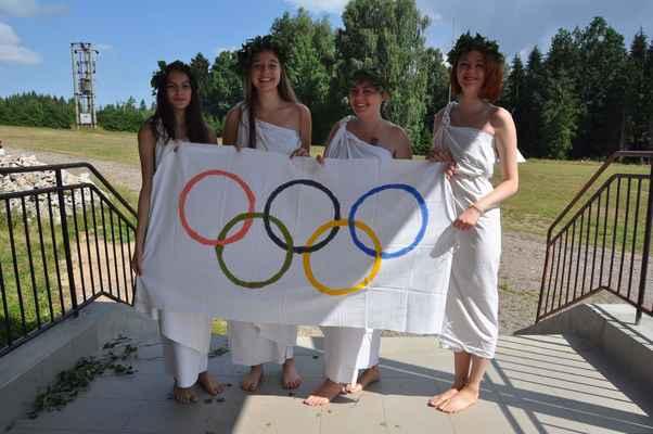 2018 07 09 Olympiáda, řízky.....