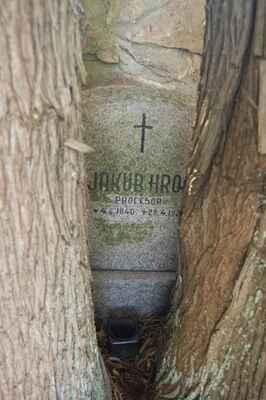 Poklonil jsem se památce pozapomenutého velikána, který posloužil jako vzor pro Járu Cimrmana.