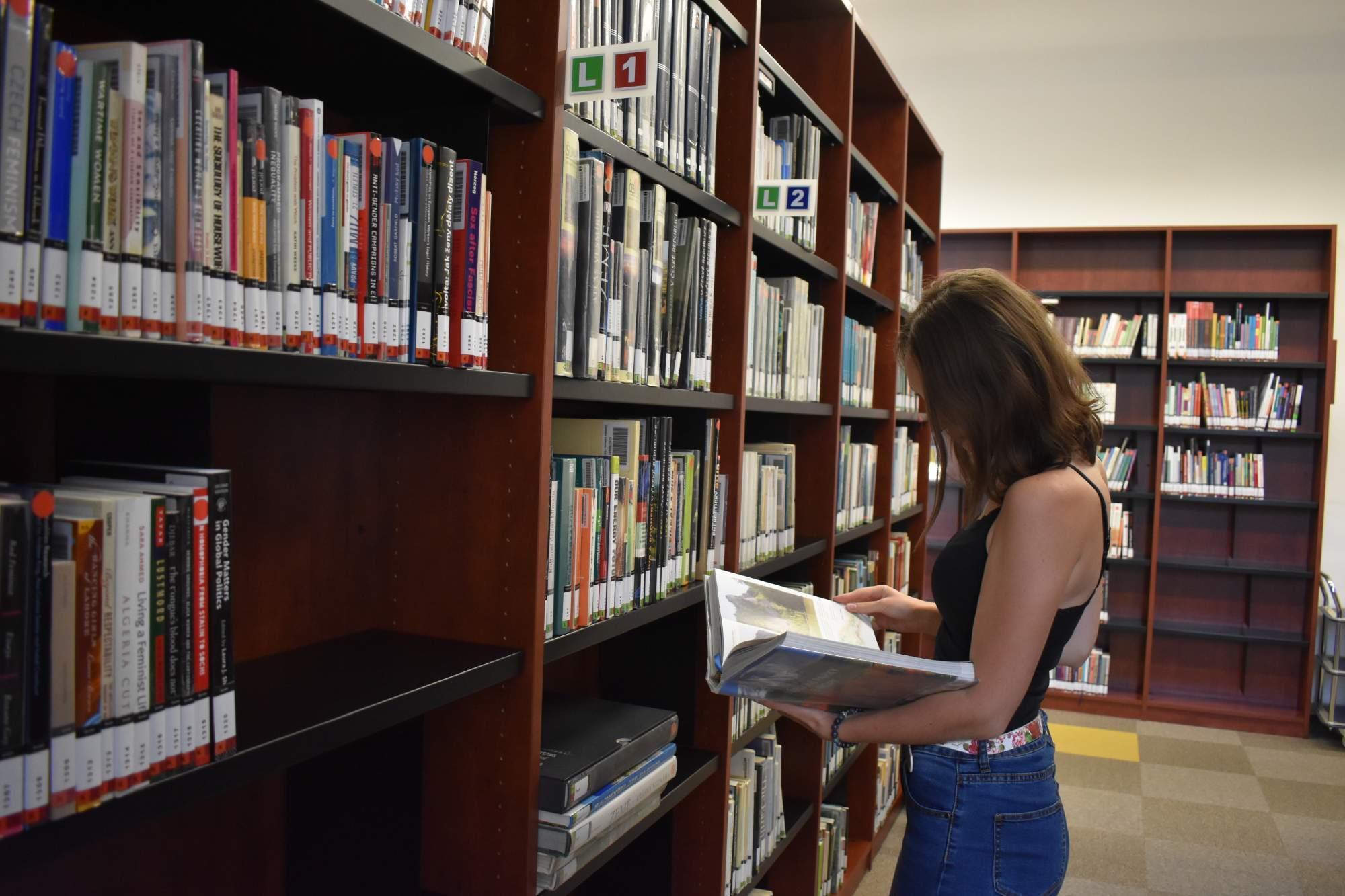 Čím dál častěji studenti přestupují na jiné obory. Foto: Eliška Podzemná