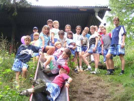 2005 tábor Hodoňovice