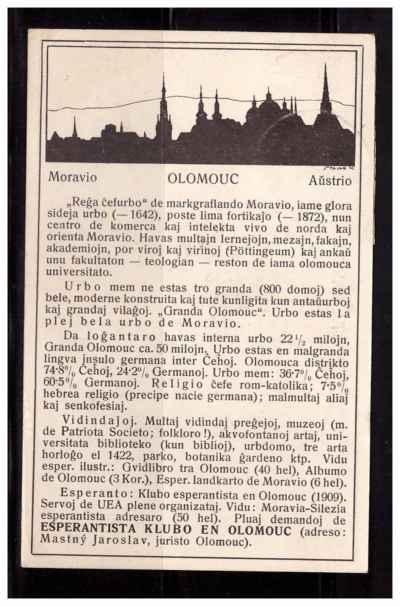 po - pohlednice (1919) - bildkarto (1919)