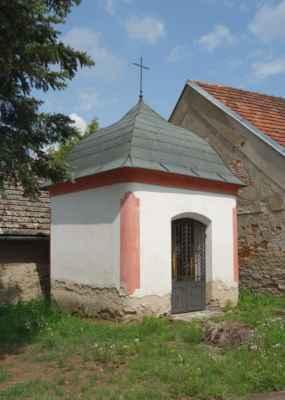 Kaple Nejsvětějšího Srdce Ježíšova.
